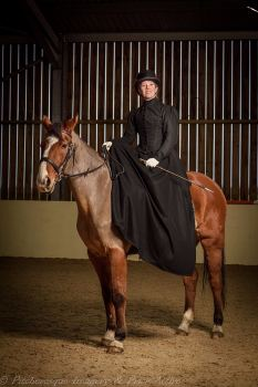 Victorian riding habit size 10/12
