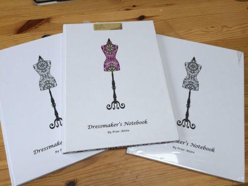 Dressmaker's Notebook