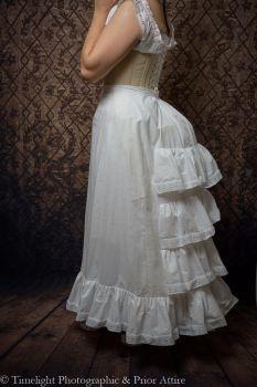 Victorian petticoat size 10-12