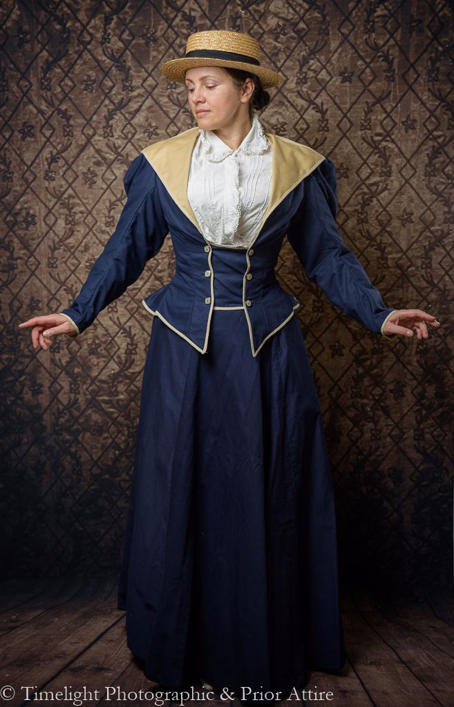 Late Victorian suit - skirt and jacket