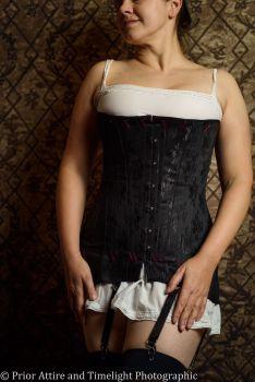 Edwardian/WWI corset size  size 10-12