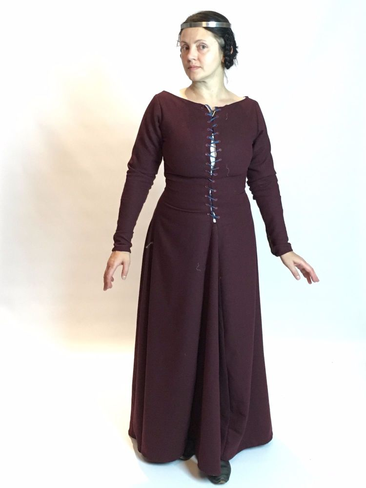 Medieval dress/kirtle