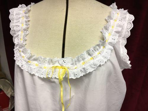 Victorian chemise size M-L