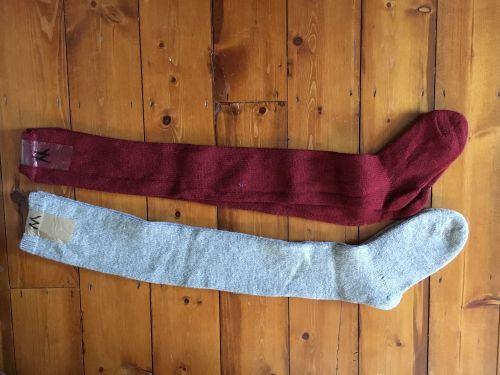 Wool stockings/hose