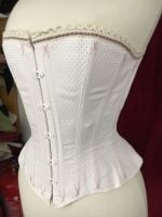 Victorian riding/sport corset  size 8-10