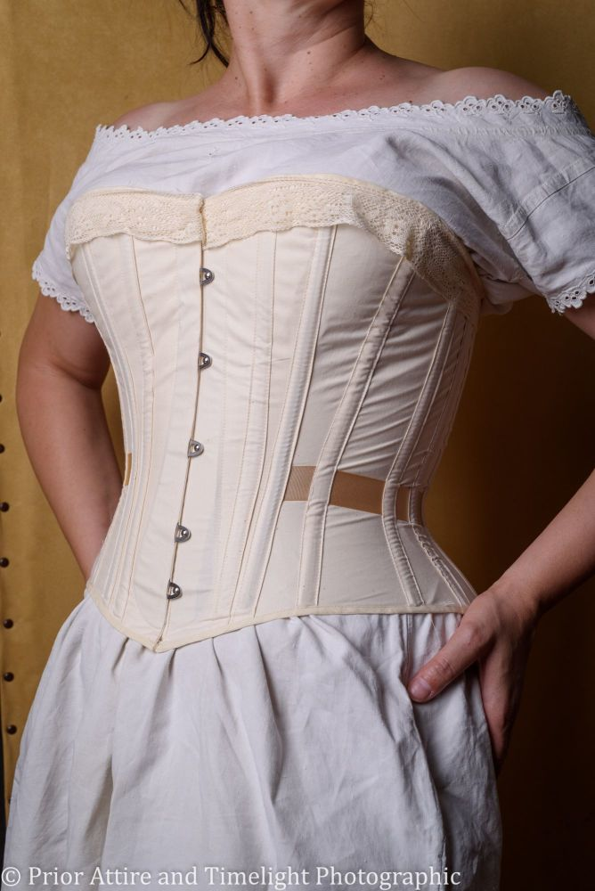 Victorian riding/sport corset  size 12