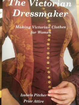 The Victorian Dressmaker book  Preorder