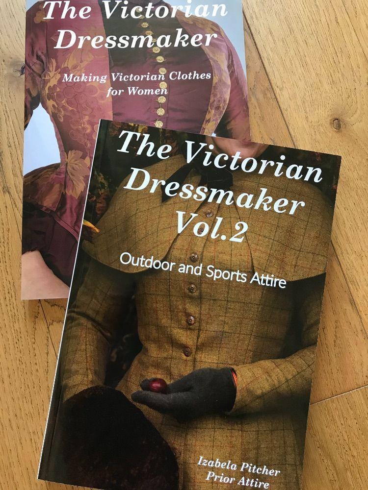 The Victorian Dressmaker books