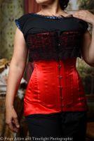 Edwardian/WWI corset size  size 10