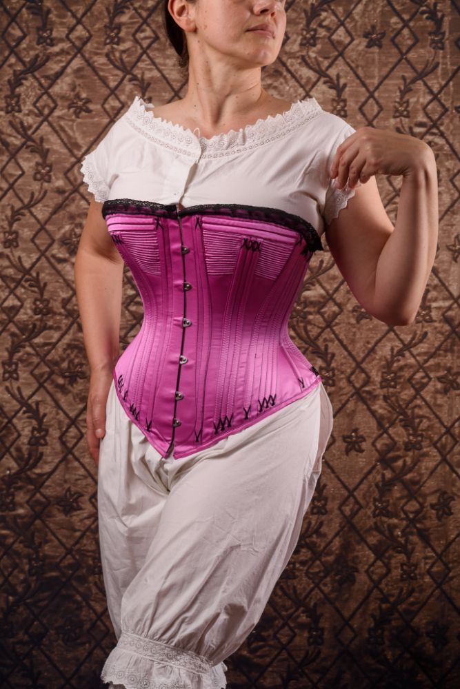 1. Corsetry and Underpinnings