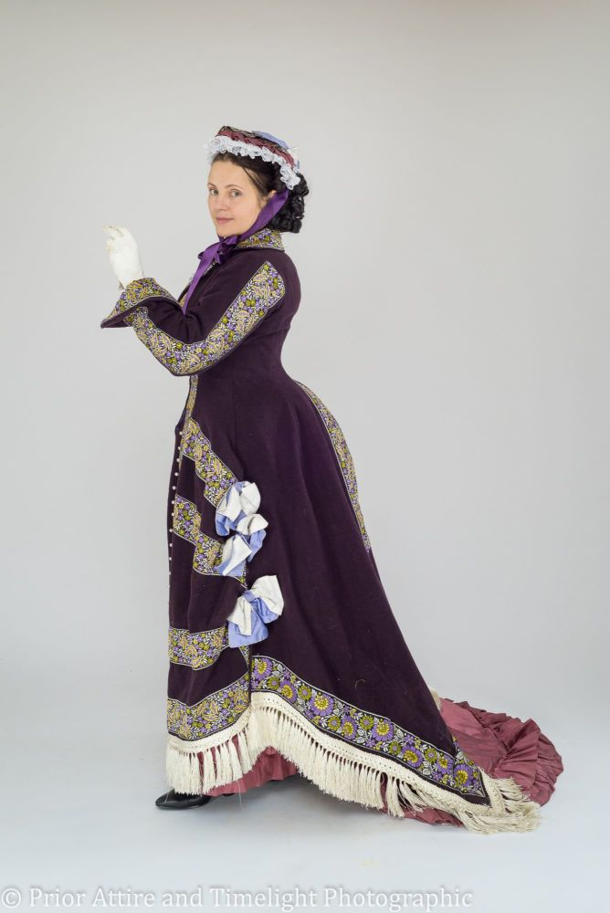 Victorian Natural Form dress Used
