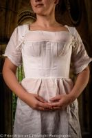 Regency short stays corset