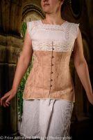 Edwardian/WWI corset size  size 12-14