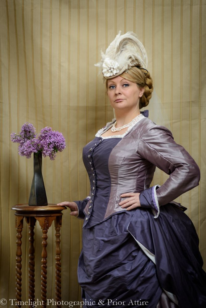 Victorian Makeover sessions
