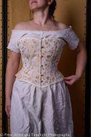 modern riding corset  size 14-16