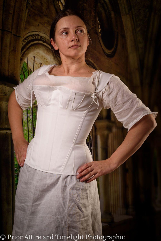 Regency stays corset size 8-10