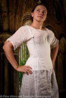 Regency stays corset size 12