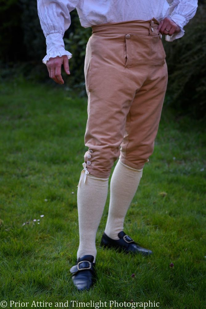 Needlecord Breeches
