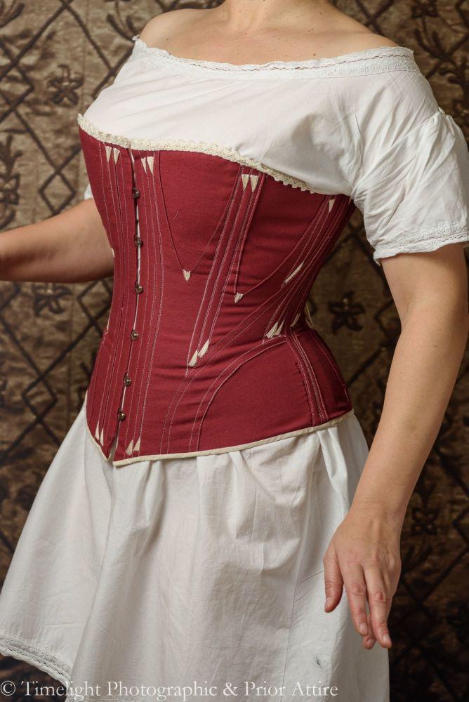 1860s corset, gently used
