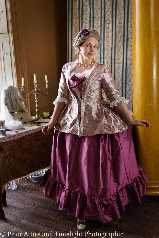 Silk petticoat/skirt