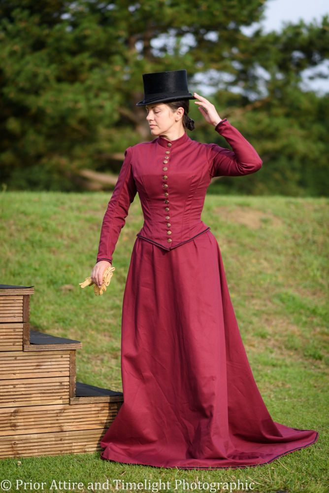 Victorian riding habit size 12