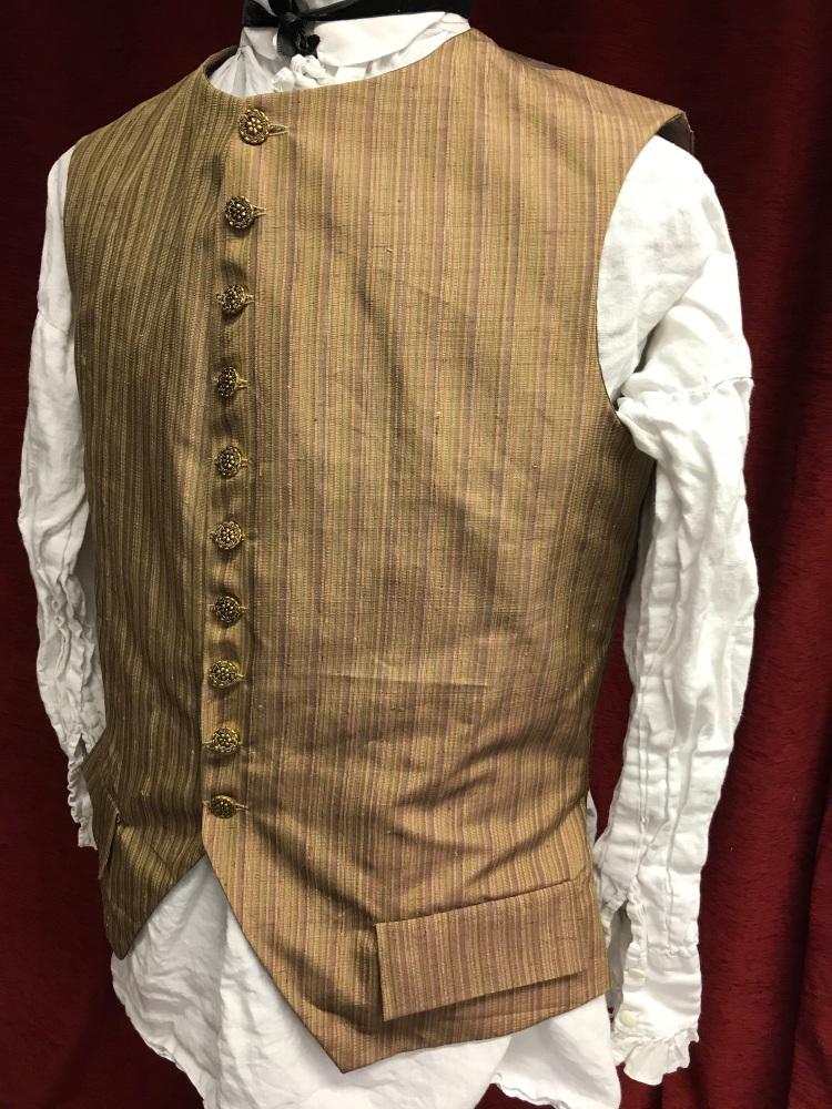 Georgian waistcoat