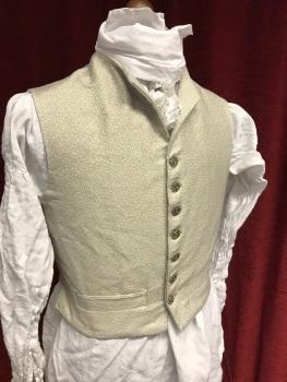 Regency waistcoat
