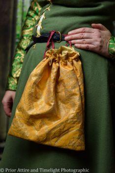 tudor/Medieval purse/bag