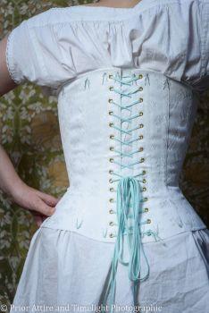 Victorian corset  size 10-12