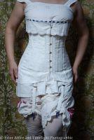 Edwardian Teens/WWI corset size  size 8-10