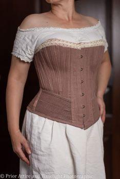 victorian  corset  size 12-14