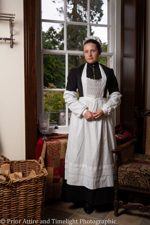 Victorian maid dress  size 12-14