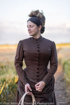 Victorian dress  size 12-14