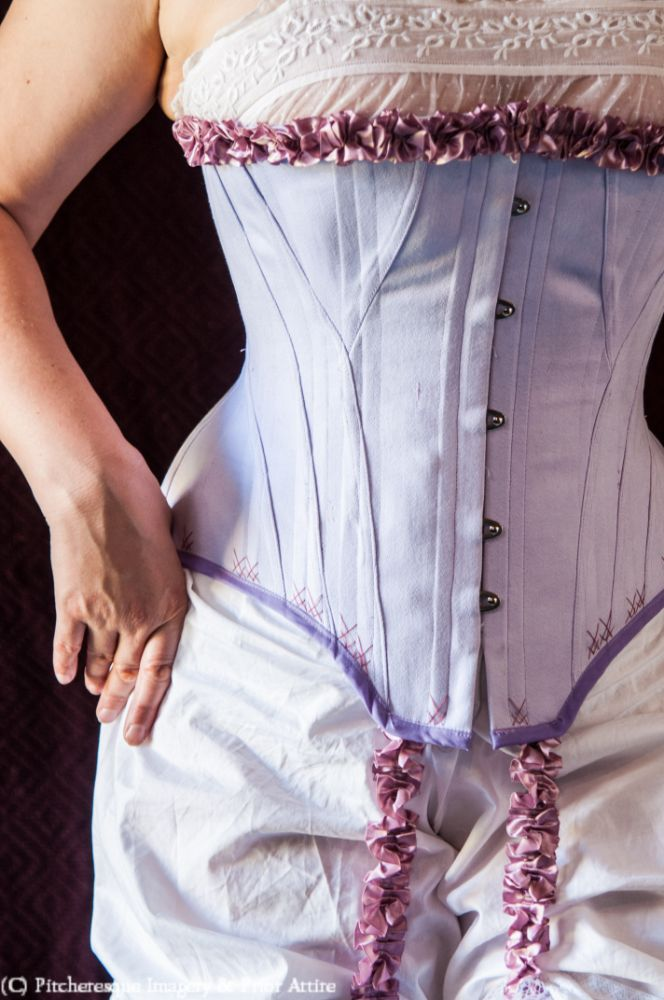 Corsets and stays