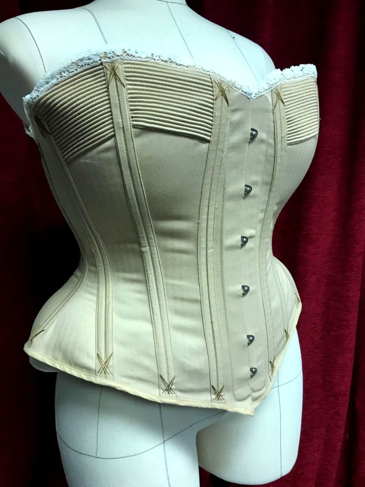 Victorian corset  size