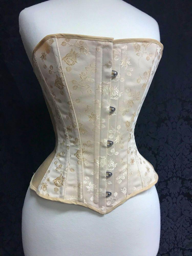Modern/victorian riding corset  size 8-10