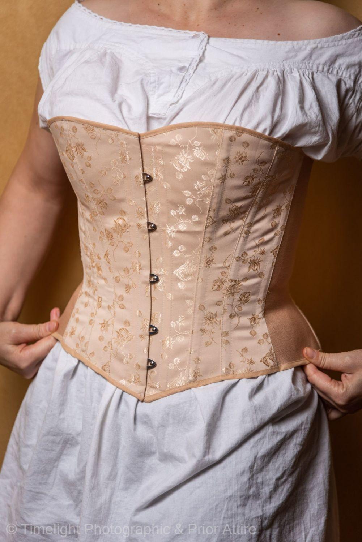 Modern/Victorian riding corset  size 10-12