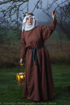 Medieval dress size12-18