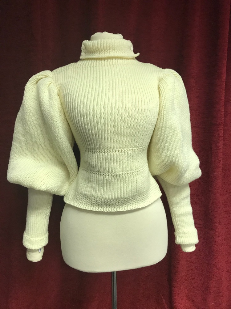 Late Victorian sport sweater size 8-12
