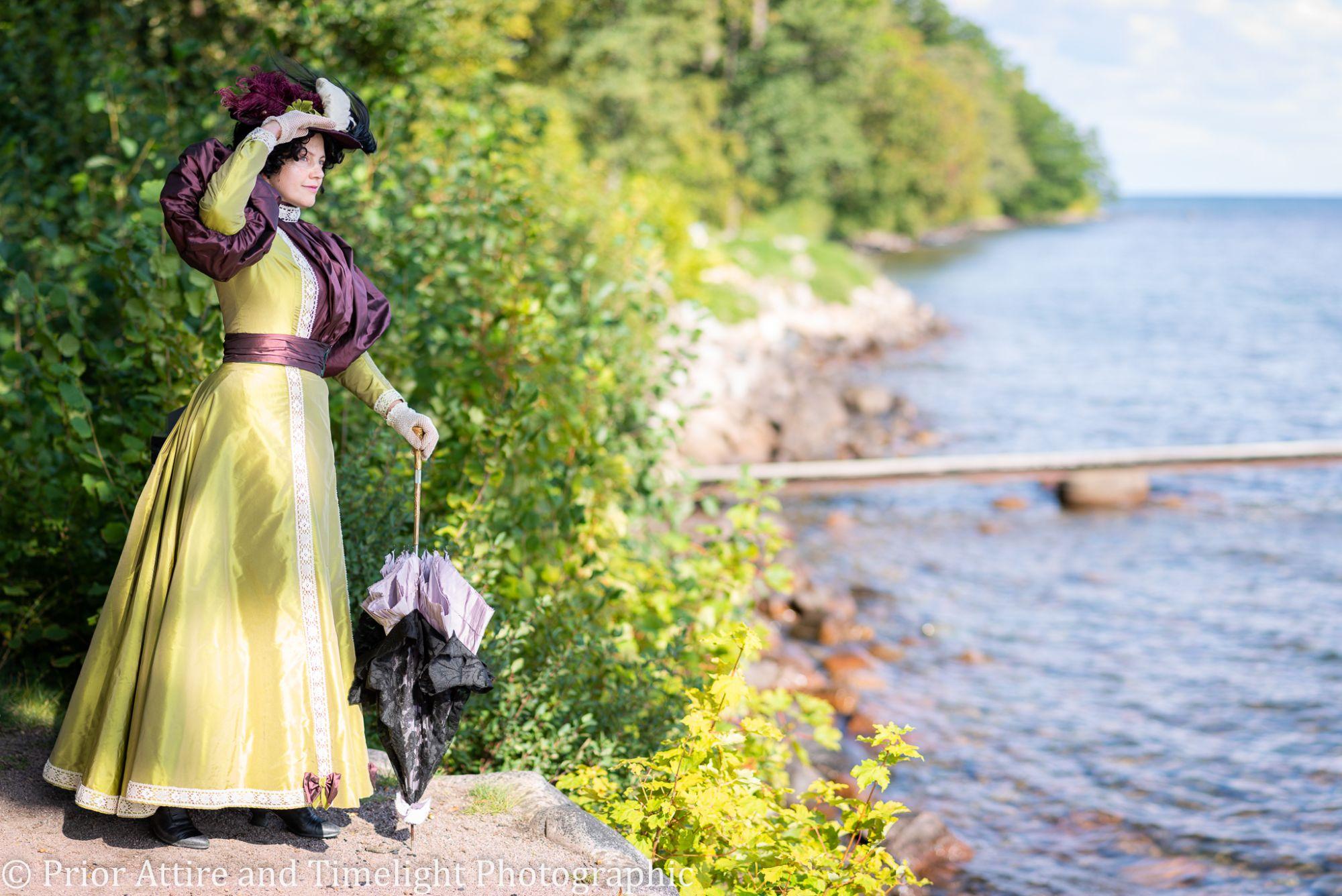 Victorian Photoshoot Hjo Sweden (36)