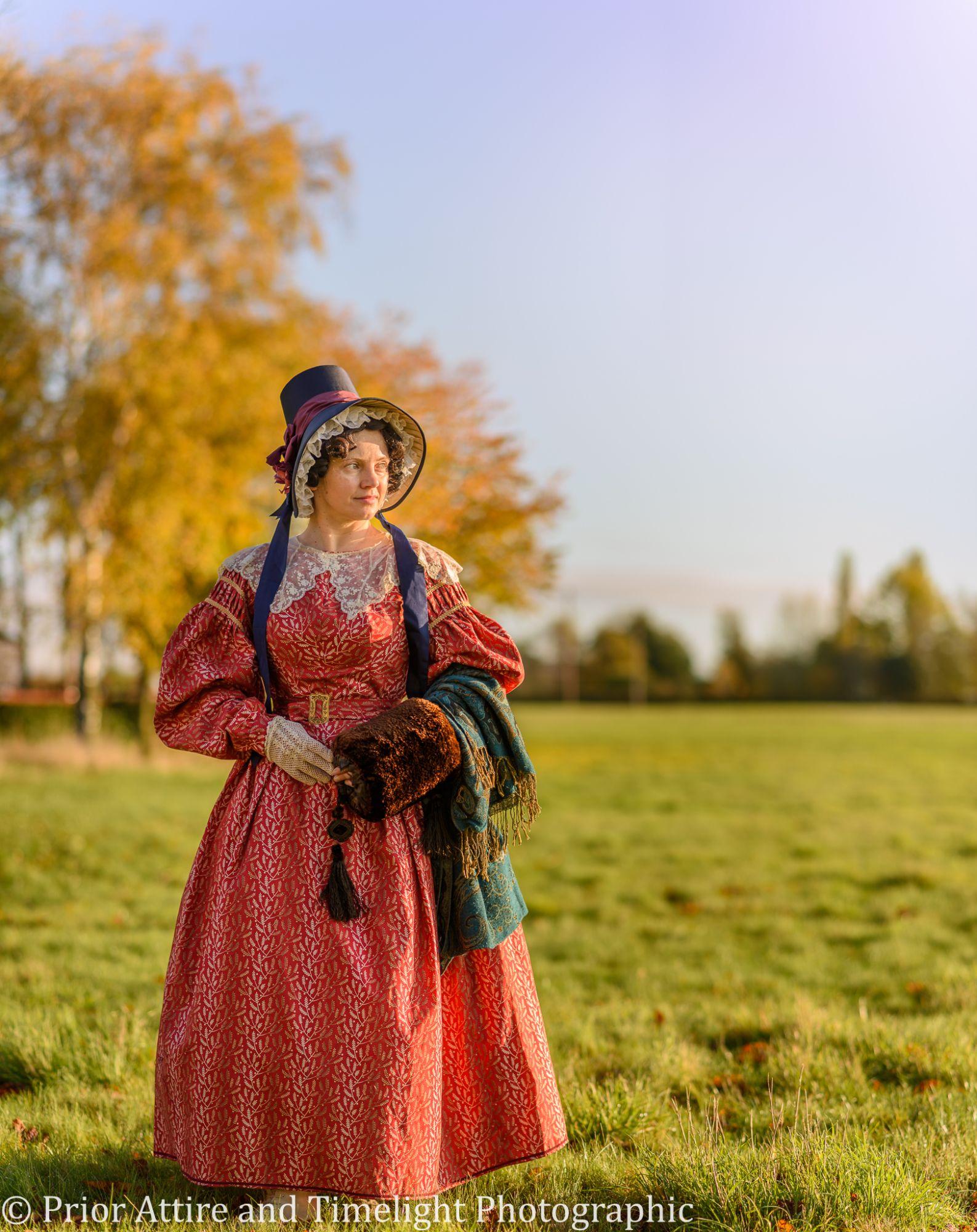 Autumnal Festive Frock (12)