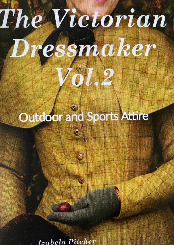 Preorder:The Victorian Dressmaker book vol2