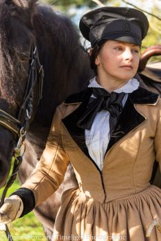 Victorian riding habit size 12