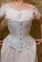 Victorian corset 25