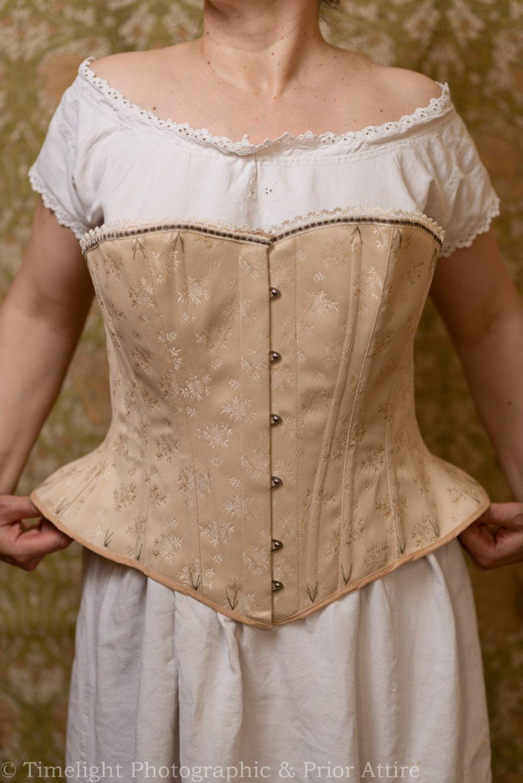 Victorian corset  34