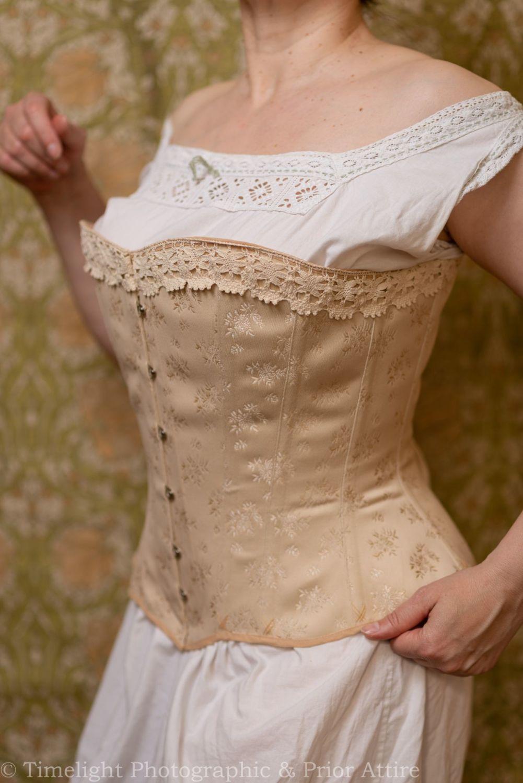 Victorian corset  30