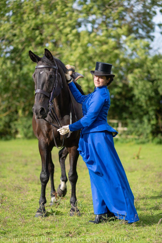 Victorian riding habit size 14