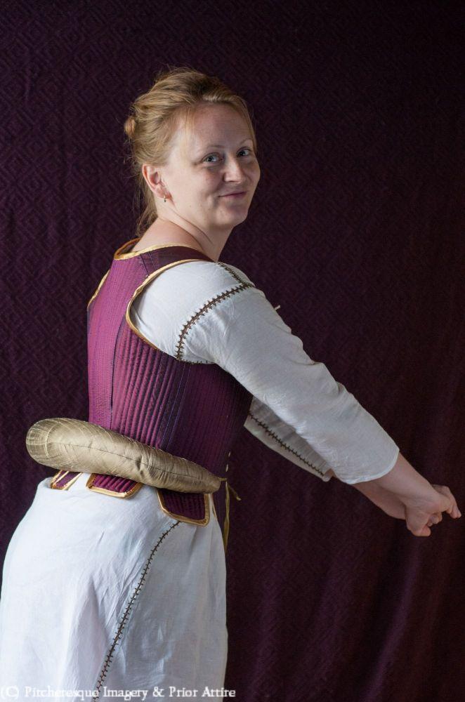 Elizabethan/Jacobean bumroll