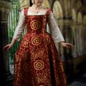 Tudor-Burgundian Outfits -  March 31, 2016 - 2