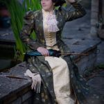 1890s Outfit by the Pond (7)